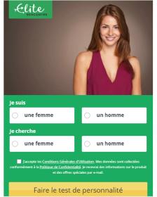 Elitesingles App FR